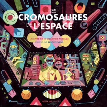 cromosaures de l'espace