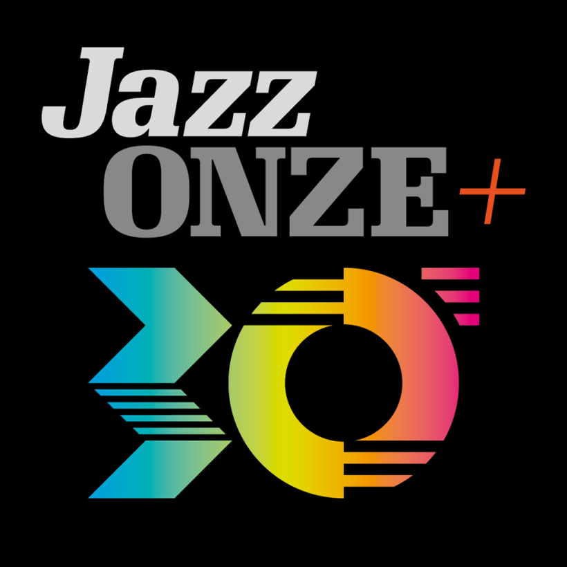 Logo JazzOnze+ 2017 profil Facebook