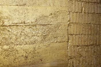 Mur doré