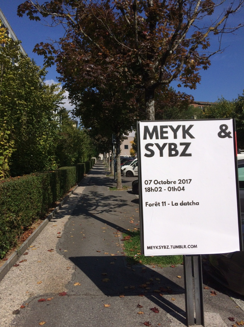 MEYK SYBZ à la Datcha et Forêt 11