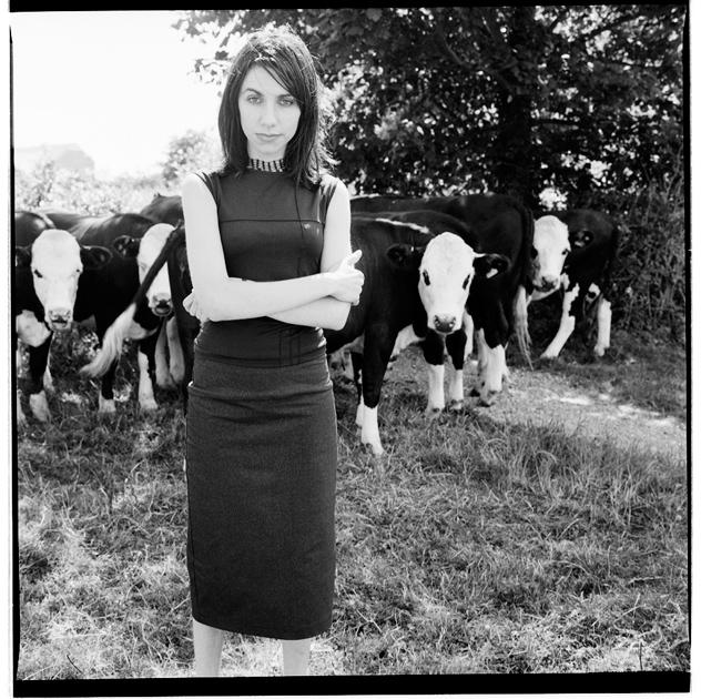 PJ Harvey par Renaud Monfourny