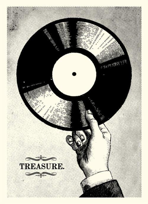 vinyle treasure