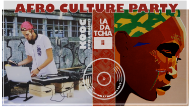 Kooc x Datcha - Afro Culture Party 17.11.2018