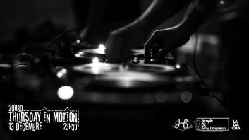 Thursday in Motion